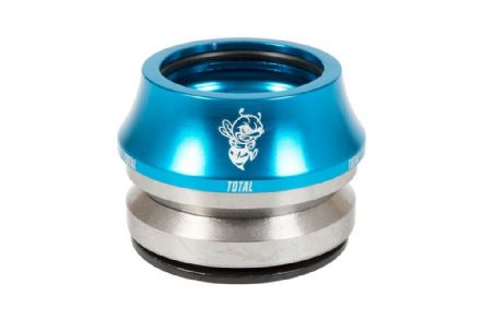 Total BMX Killabee Headset - Blue